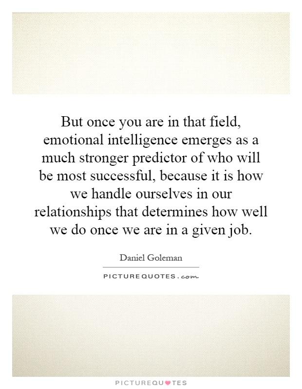 Emotional Intelligence Quotes & Sayings | Emotional Intelligence ...