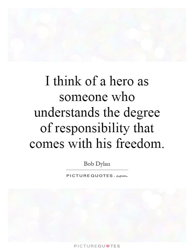 responsibility of a hero What is 'corporate social responsibility' corporate social responsibility, often abbreviated csr, is a corporation's initiatives to assess and take responsibility for the company's effects.