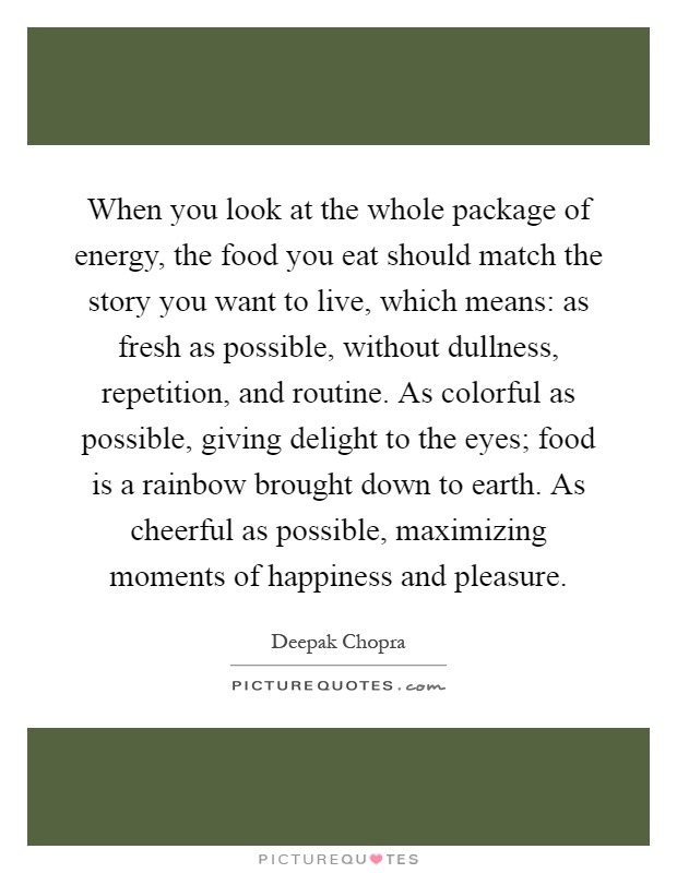 whole package relationship quotes