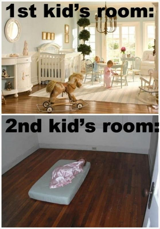 1st kid's room. 2nd kid's room Picture Quote #1