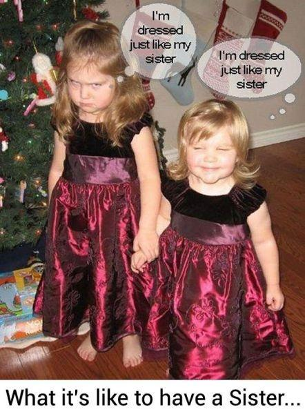 Sister Funny Quotes Extraordinary Funny Sister Quotes & Sayings  Funny Sister Picture Quotes