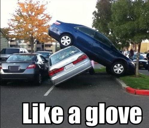 Like a glove! Picture Quote #3