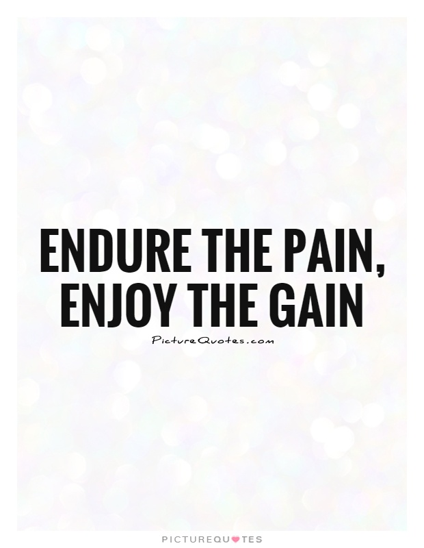 Enduring Pain Quotes. QuotesGram