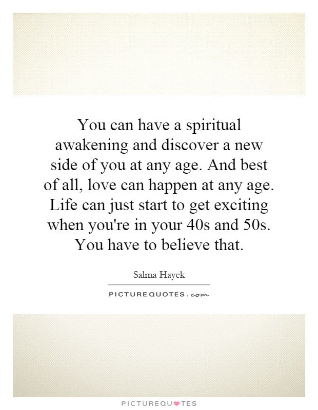 Spiritual Awakening Quotes Cool You Can Have A Spiritual Awakening And Discover A New Side Of