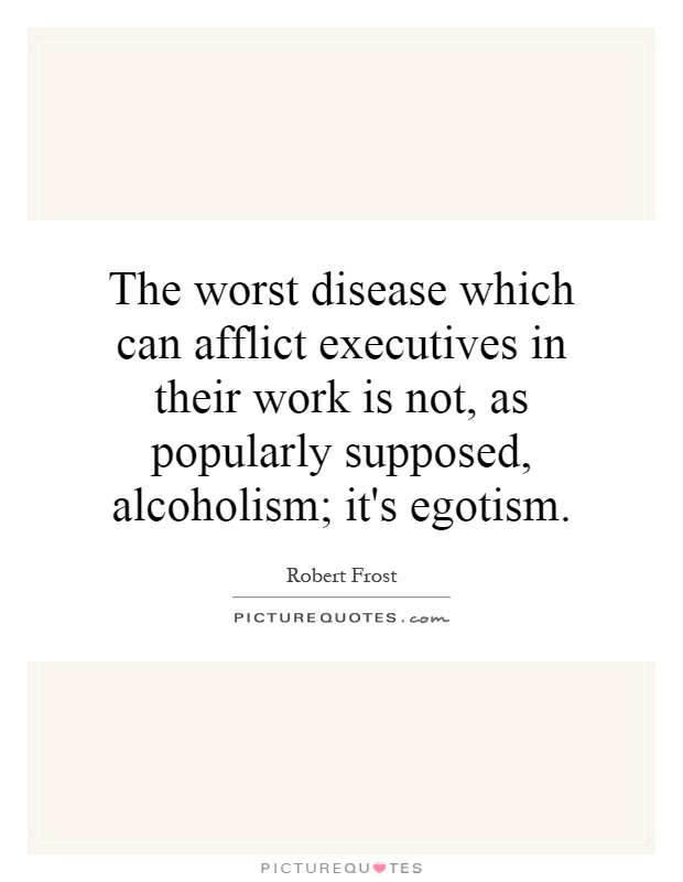 alcoholism is not a disease General disclaimer: rehabscom is designed for educational purposes only and is not engaged in rendering medical advice the information provided through rehabscom should not be used for diagnosing or treating a health problem or disease.