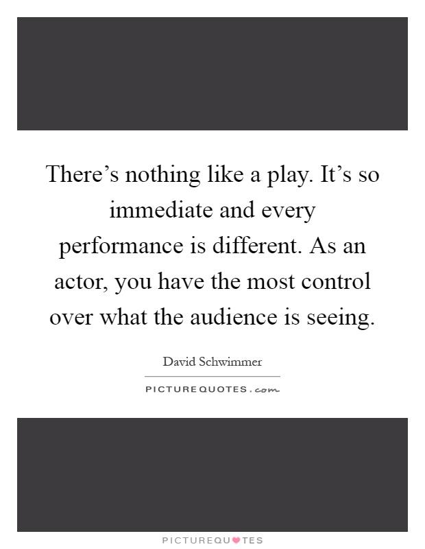 stanislavski actor audience relationship the you attitude