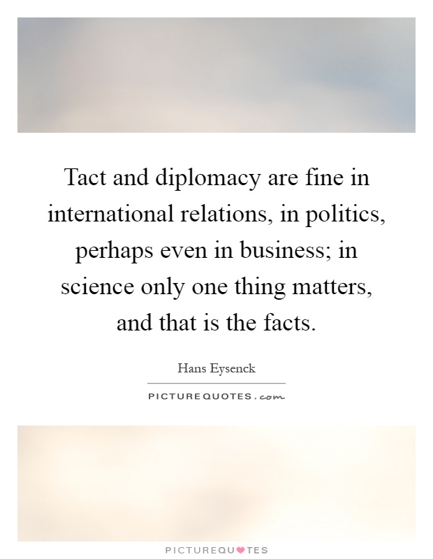 what is diplomacy in international relations pdf