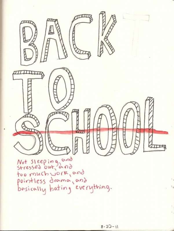 Quotes About School Back To School Quote  Quote Number 533048  Picture Quotes
