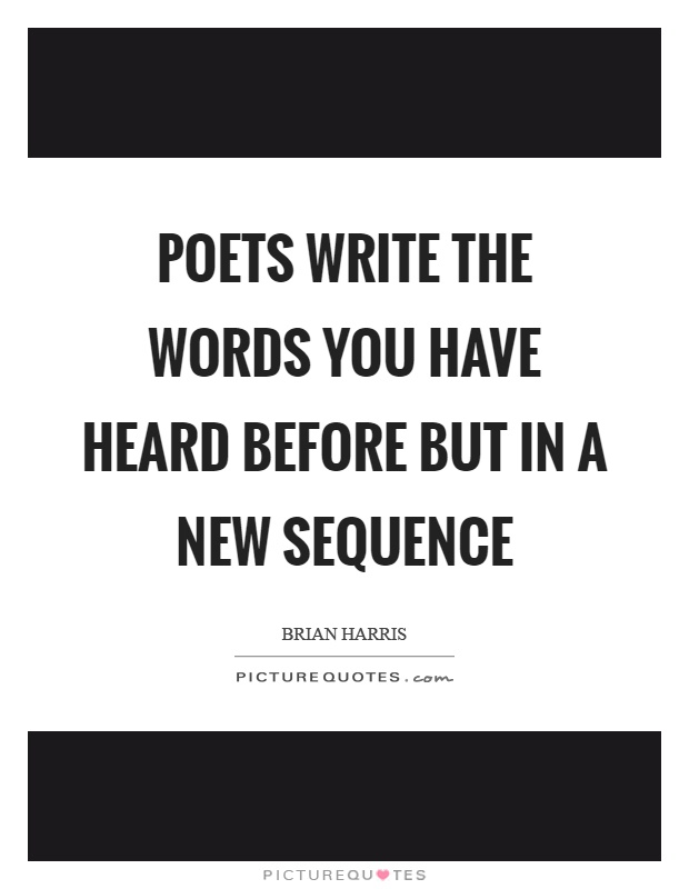 poets who write about love Inside yourtango love mom at the touch of love, everyone becomes a poet, plato once said if you don't write stories that other people love.