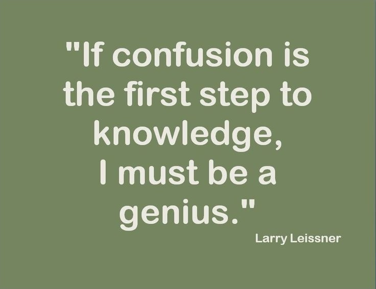Confusion Quotes | Confusion Sayings | Confusion Picture ...