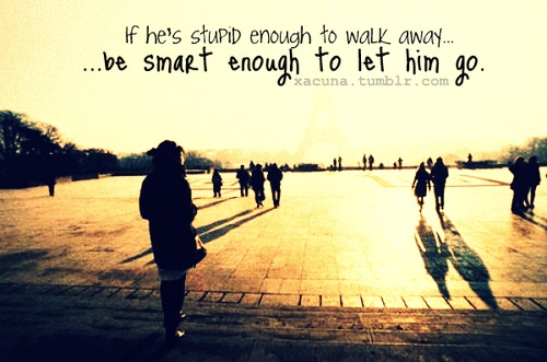 Let Go Quote Picture Quote #1