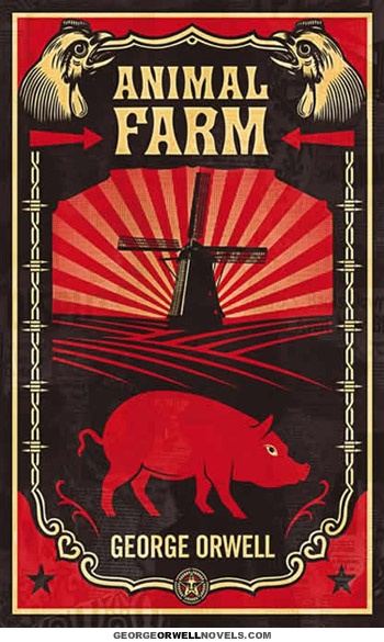 Animal Farm Quote Picture Quote #1