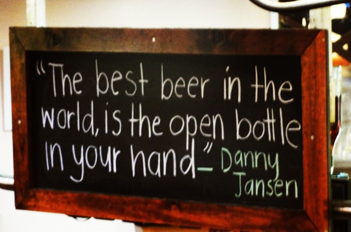 Beer Quote Picture Quote #1