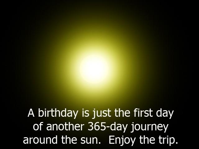 Happy Birthday Quote Picture Quote #1