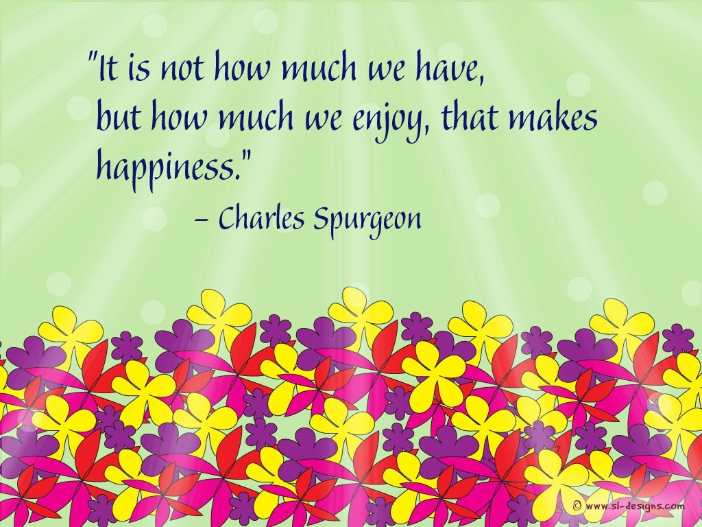 Happiness Quote Picture Quote #1