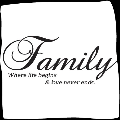 Beautiful Family Quotes & Sayings