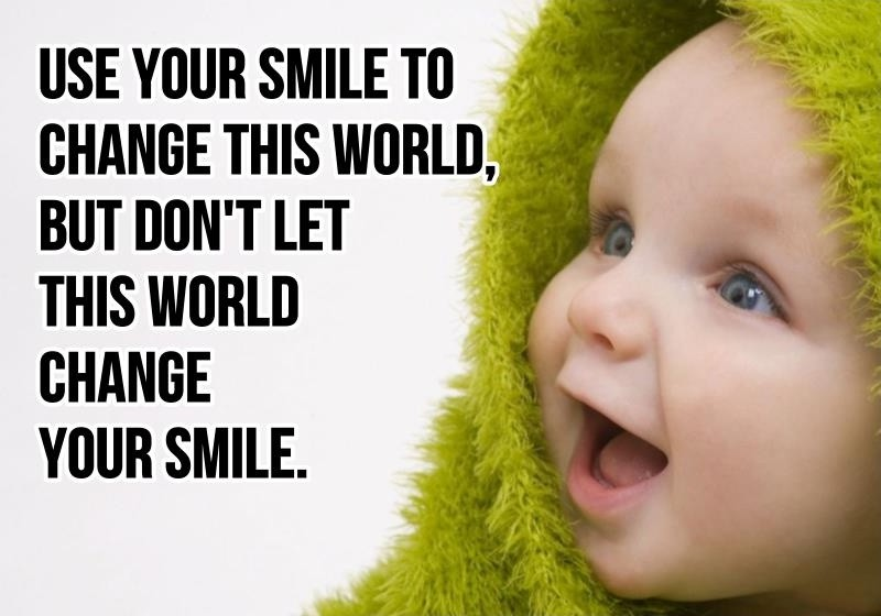 Smile Quote Picture Quote #1
