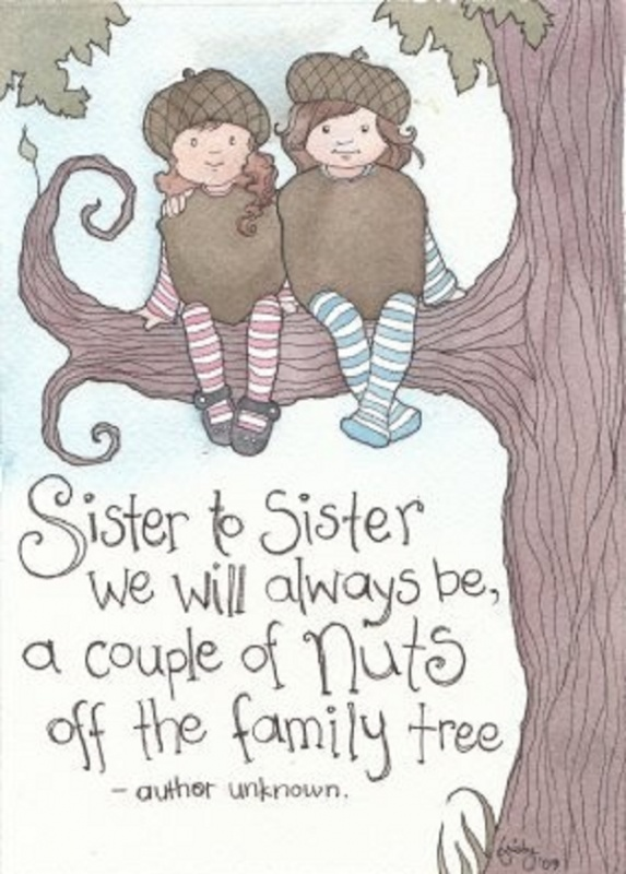 Sister Quote Picture Quote #1