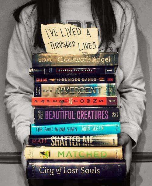 I've lived a thousand lives Picture Quote #1