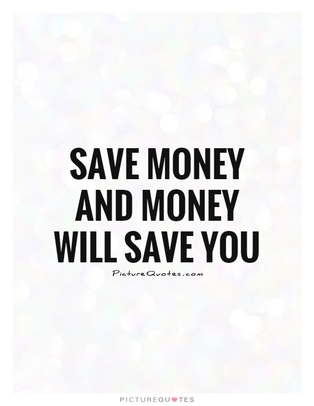 Saving Money Quotes And Sayings. QuotesGram