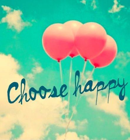 Choose happy Picture Quote #1