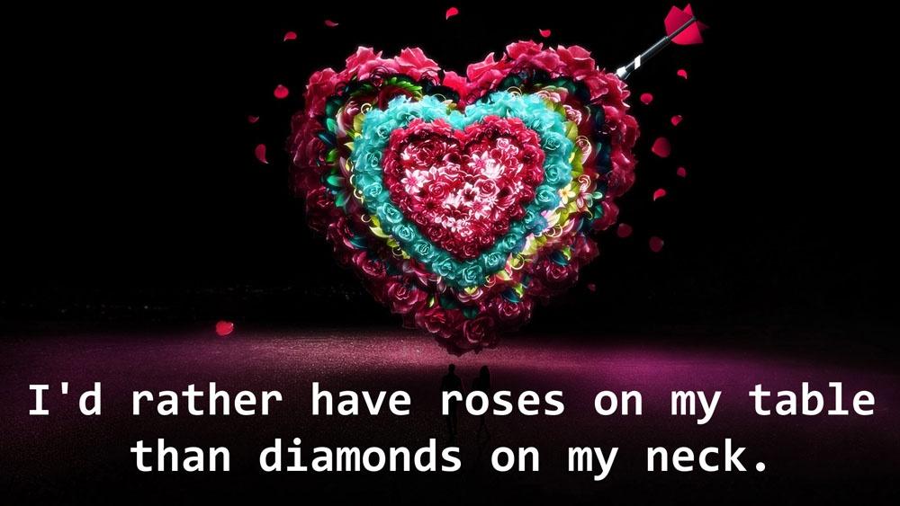 Romantic Quote Picture Quote #1