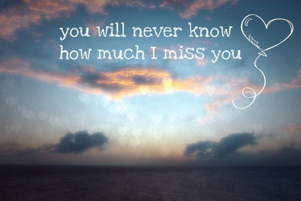 Missing You Quote Picture Quote #1