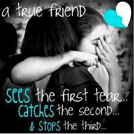 Friend Quote Picture Quote #1