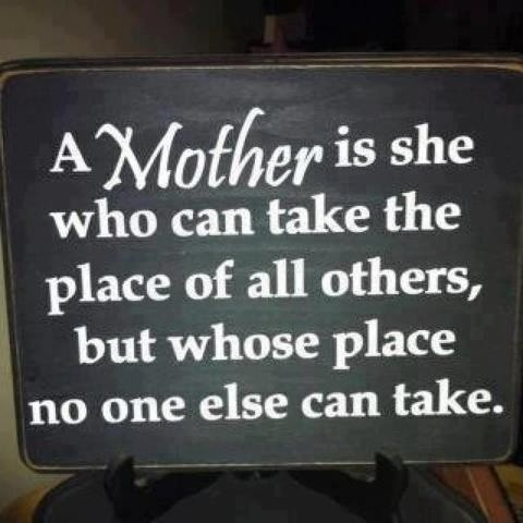 Mothers Day Quote Picture Quote #1
