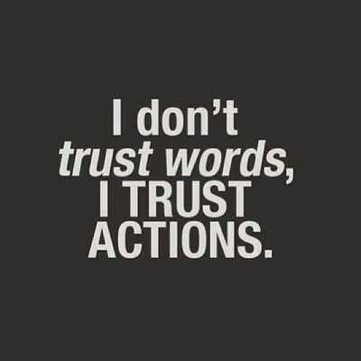 Trust Quote Picture Quote #1