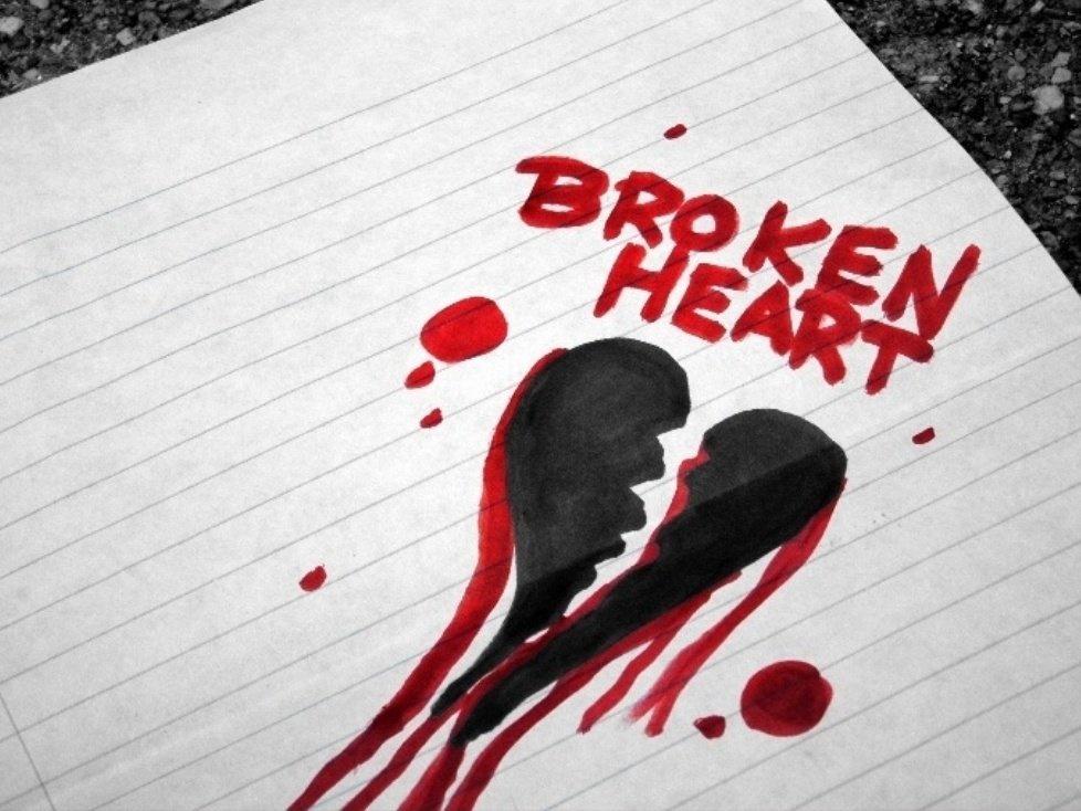 Broken Heart Quote Picture 1