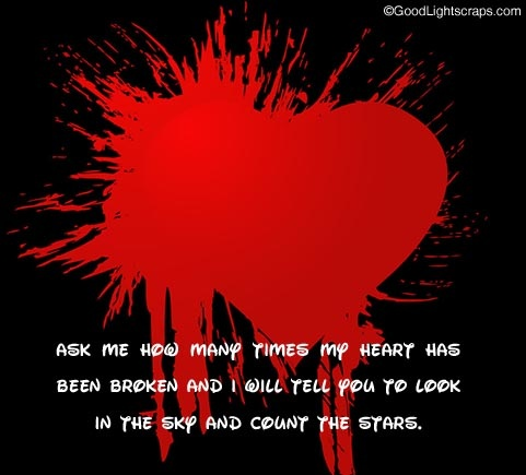 Broken Heart Quote Picture Quote #1