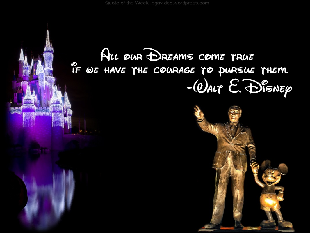 Disney Quote Picture Quote #1