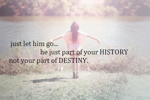 Moving On Quote Picture Quote #1