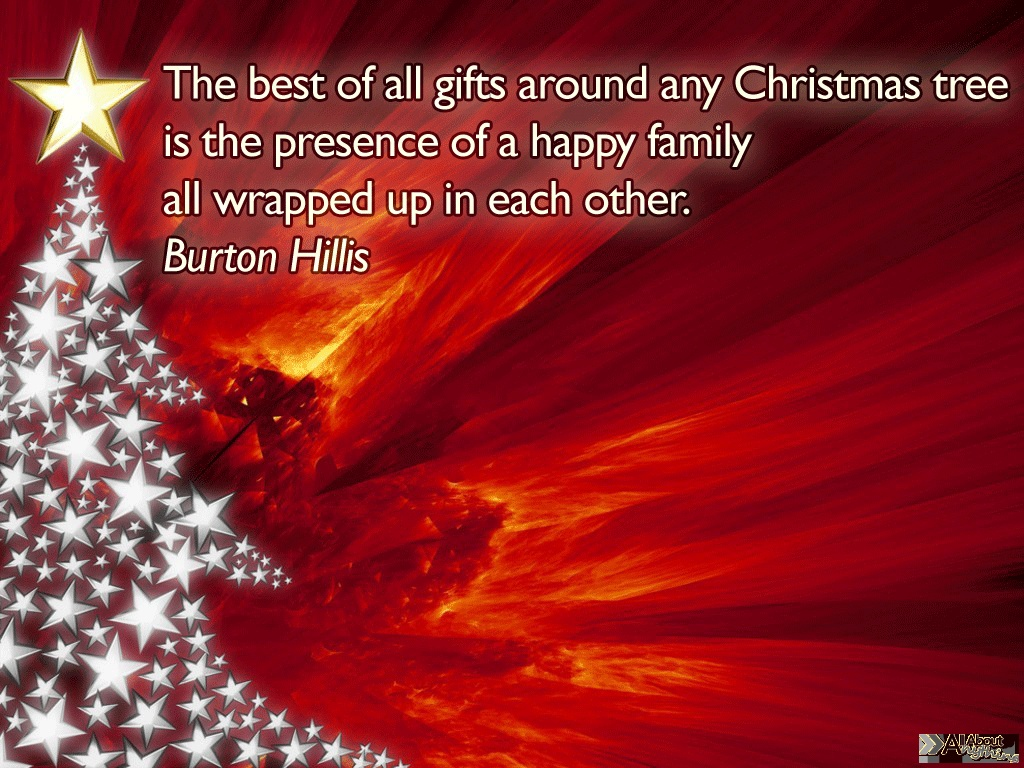 Christmas Quote Picture Quote #1