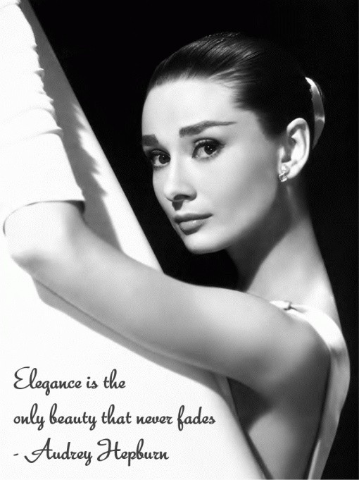 Audrey Hepburn Quote Picture Quote #2
