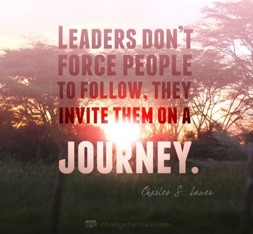 Leadership Quote Picture Quote #1