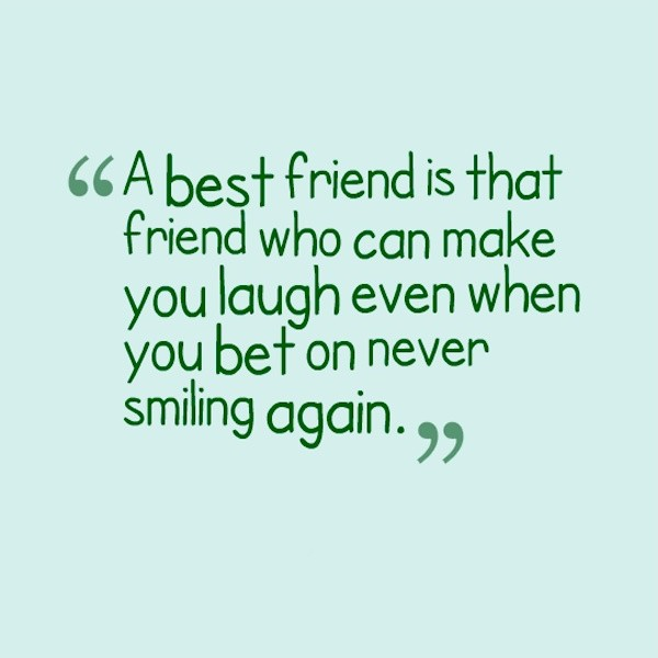 Best Friends Quote Picture Quote #1