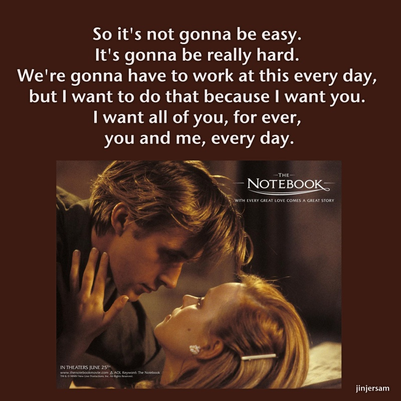 the notebook conflict
