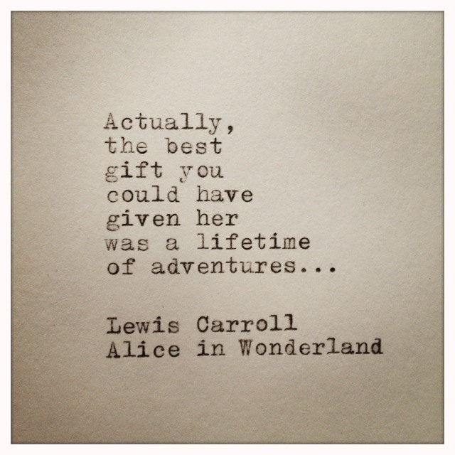 Alice In Wonderland Quote Picture Quote #1