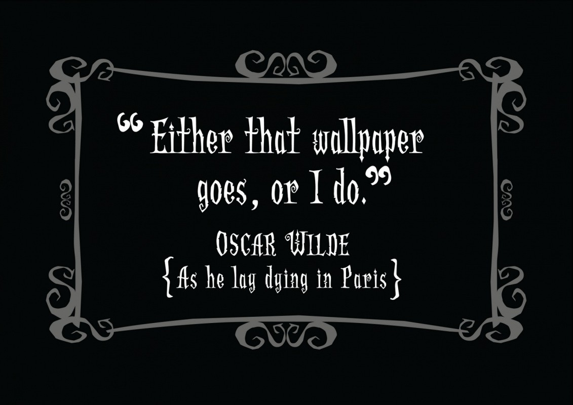 Oscar Wilde Quote Picture Quote #1