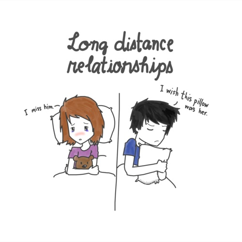 cute distance relationship quotes