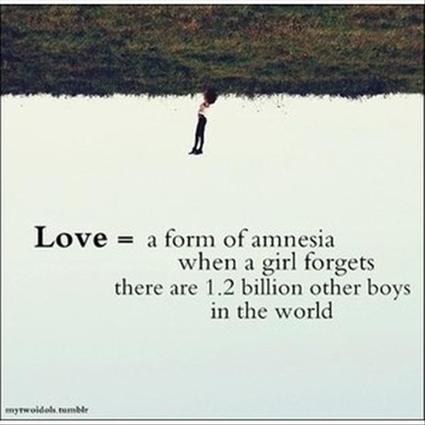 Funny Love Quote Picture Quote #1