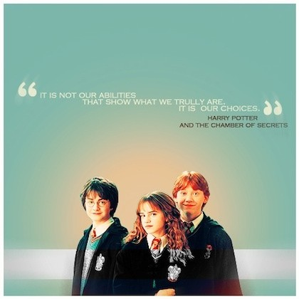 Harry Potter Quote Picture Quote #1