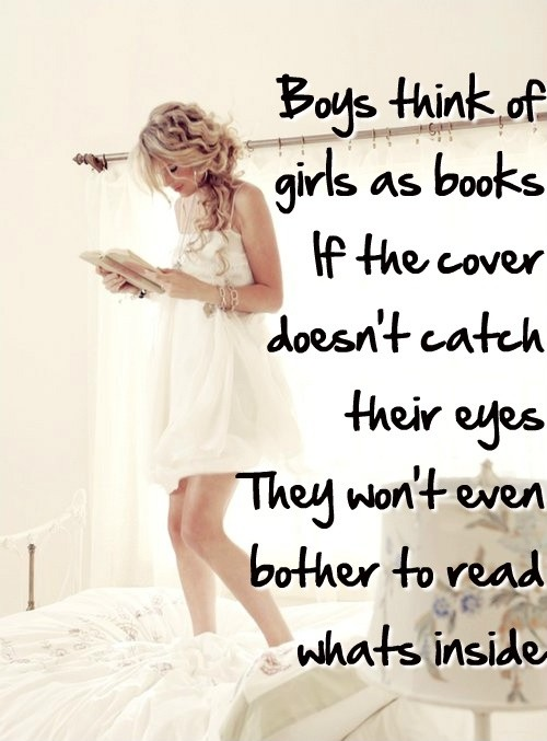 Girl Quote Picture Quote #1
