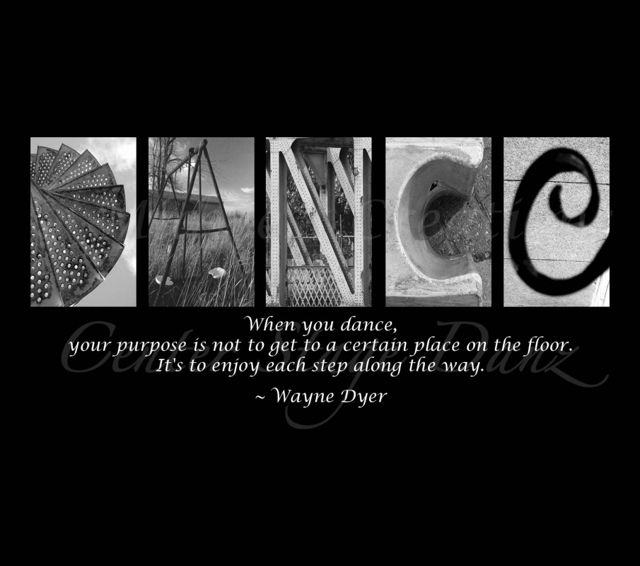 Dance Quote Picture Quote #1