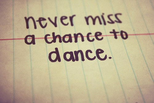 Dance quotes dance sayings dance picture quotes for 1234 get on the dance floor lyrics