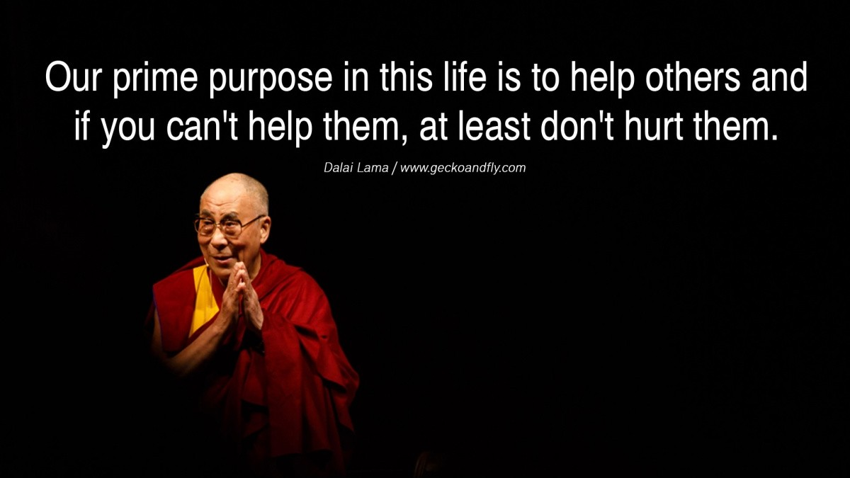 Dalai Lama Quotes On Peace 2 Picture Quotes