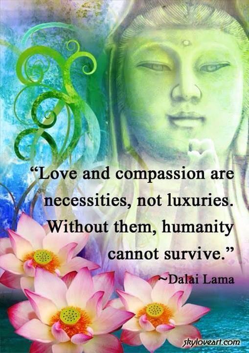 Dalai Lama Quote Picture Quote #1