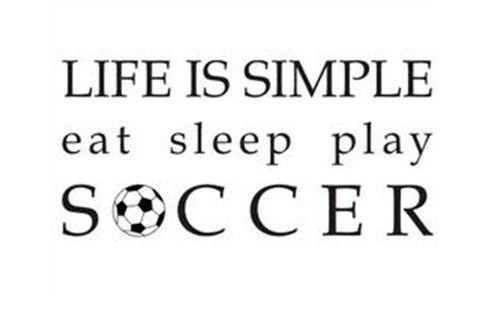 Soccer Quote Picture Quote #1